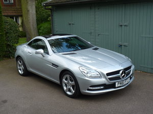 SLK200 Edition 125 Blue Efficiency Auto