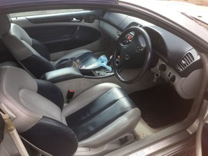 2001 Mercedes True four seater Family cabriolet