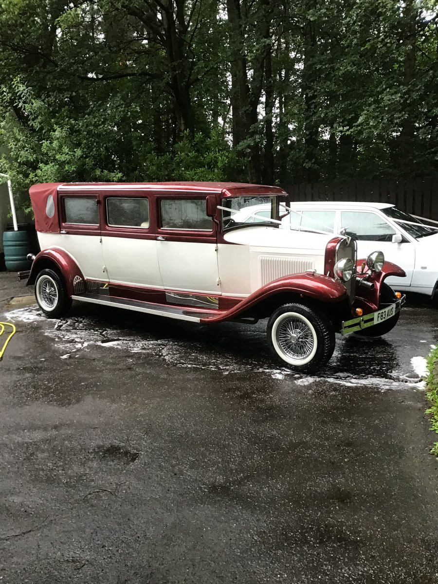 2008 Bramwith Limousine wedding car For Sale (picture 3 of 3)