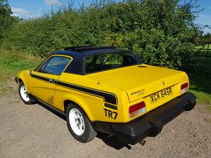 1977 Triumph TR7 Victory Edition Replica For Sale