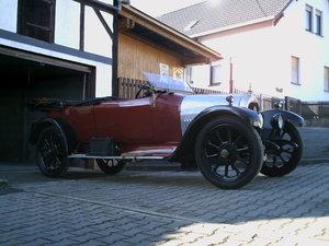 1920 Angus Sanderson 14 HP