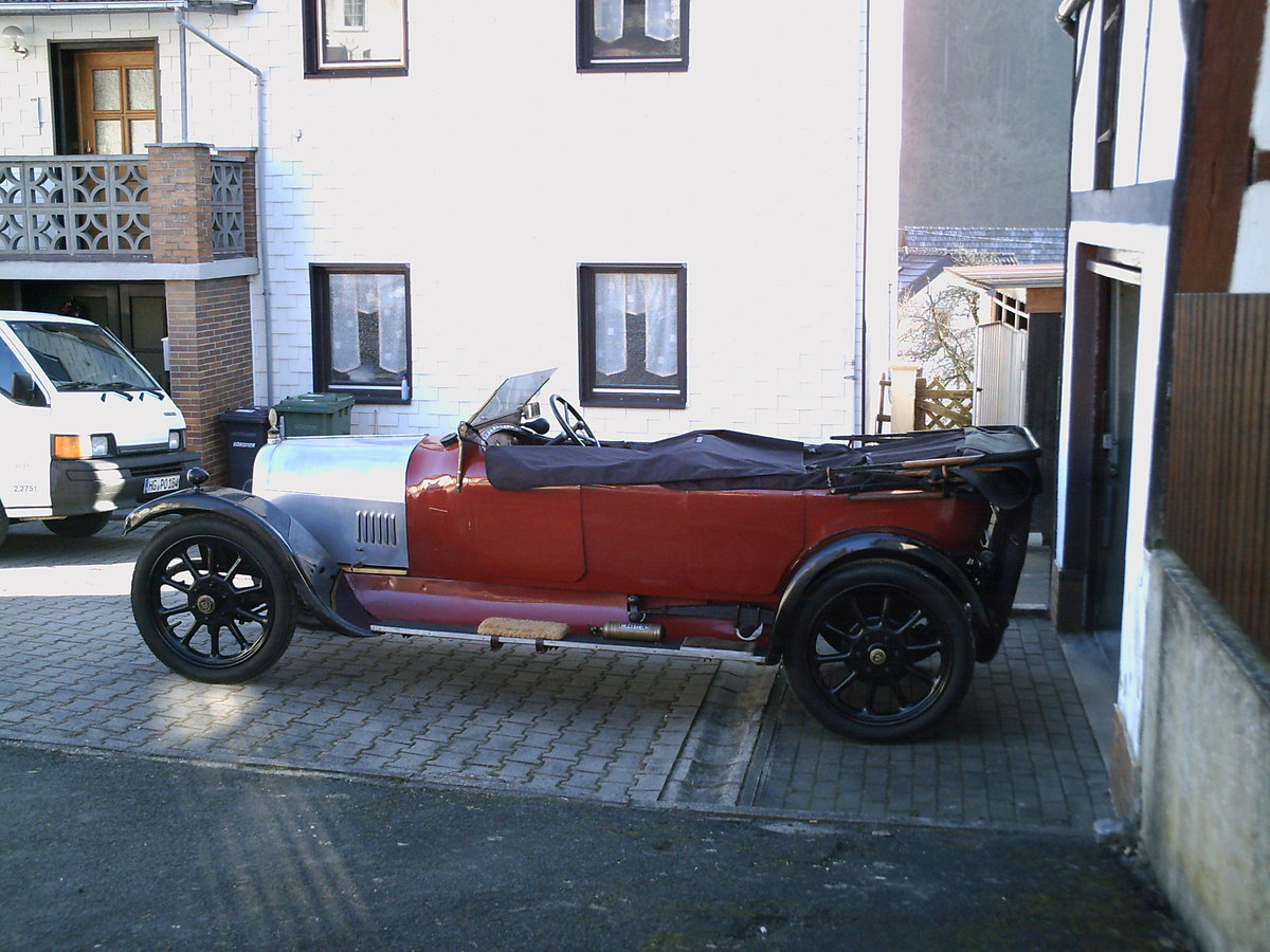 1920 Angus Sanderson 14 HP For Sale (picture 3 of 6)