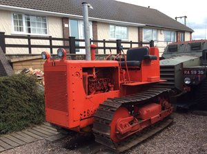 1974 International BTD-8 Crawler Tractor