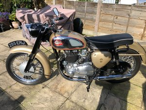 1961 BSA A10 GOLDFLASH 650 For Sale