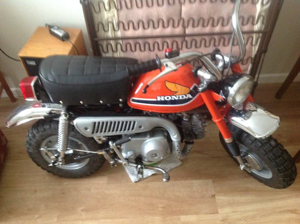 1973 Honda z50r  For Sale (picture 1 of 6)