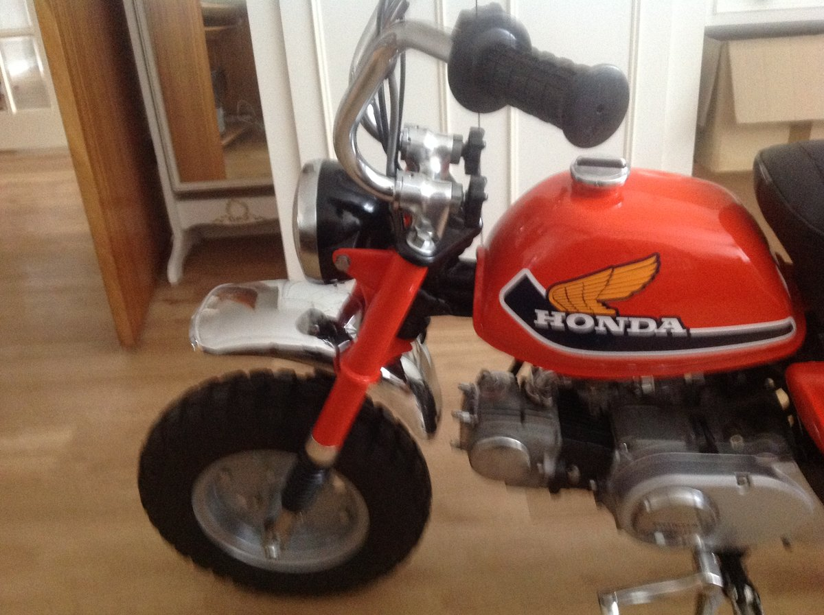 1973 Honda z50r  For Sale (picture 6 of 6)