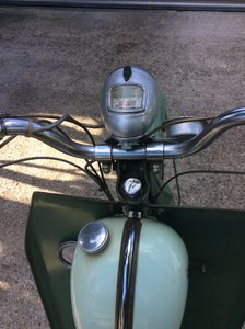 "1962 NSU Quickly ""S"" unrestored and unmolested"