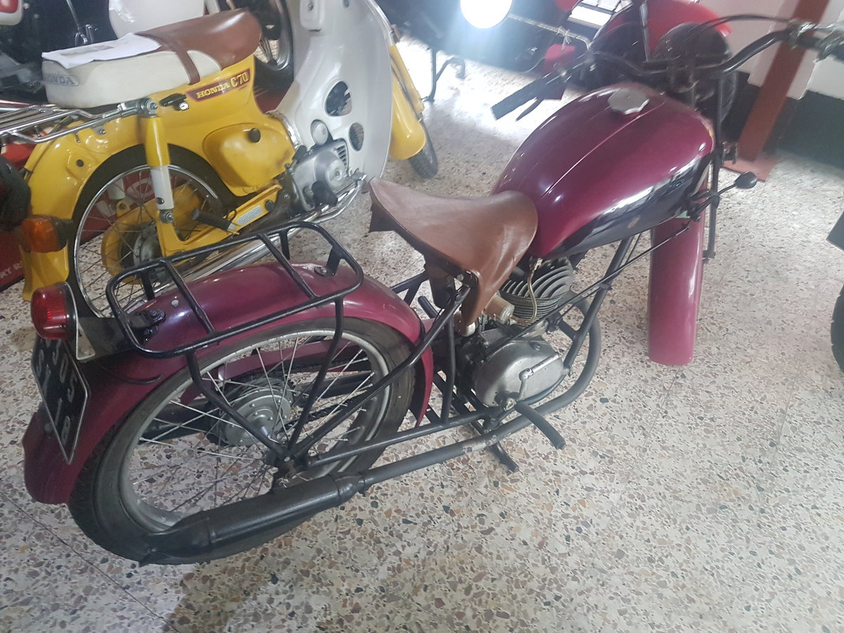 1948 Automoto Type 125 AS Rare machine  For Sale (picture 1 of 6)