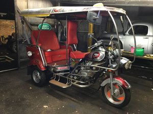 2012 Tuk Tuk from Thailand For Sale
