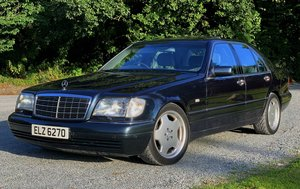 1999 Mercedes S320 W140 For Sale