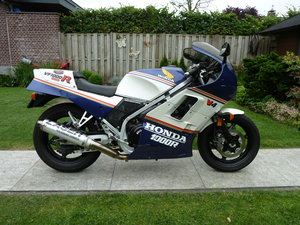 1986 Honda VF1000R Rothmans  For Sale