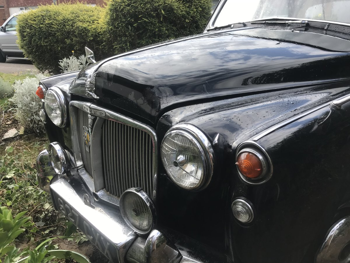 1961 Rover P4 100 For Sale (picture 1 of 2)