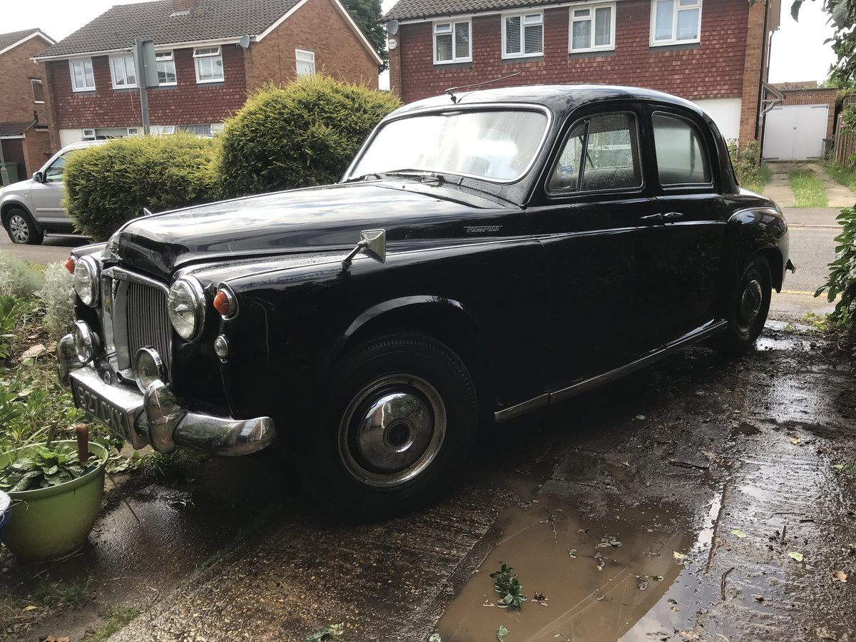 1961 Rover P4 100 For Sale (picture 2 of 2)