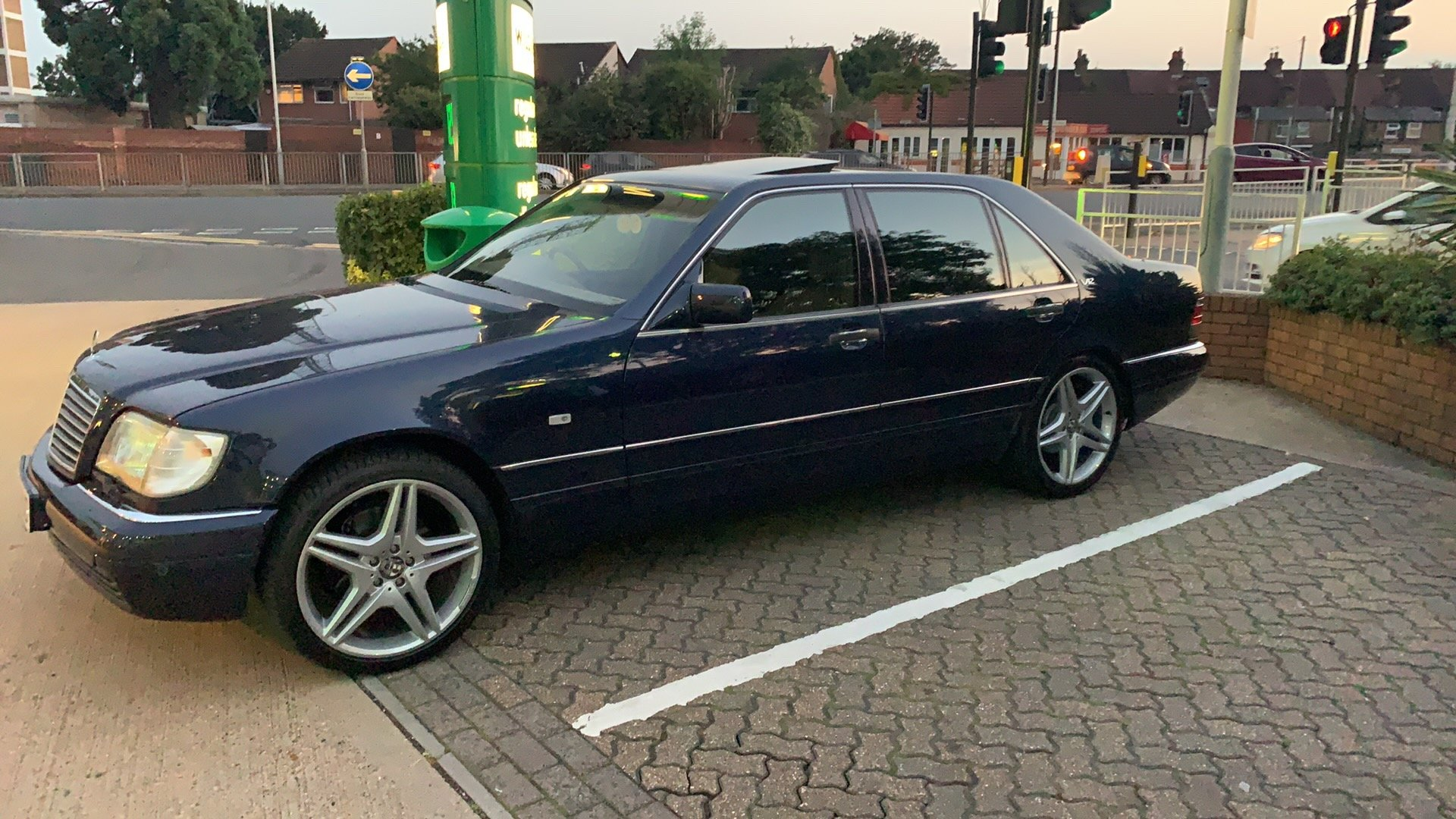 1997 Mercedes w140 s600 For Sale (picture 1 of 6)