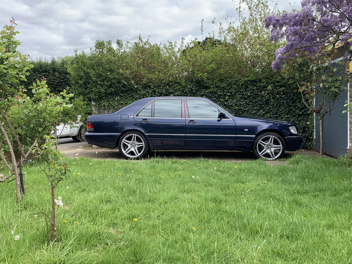 1997 Mercedes w140 s600 For Sale (picture 3 of 6)