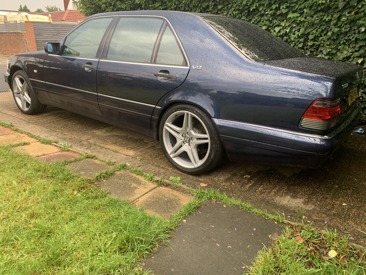 1997 Mercedes w140 s600 For Sale (picture 5 of 6)