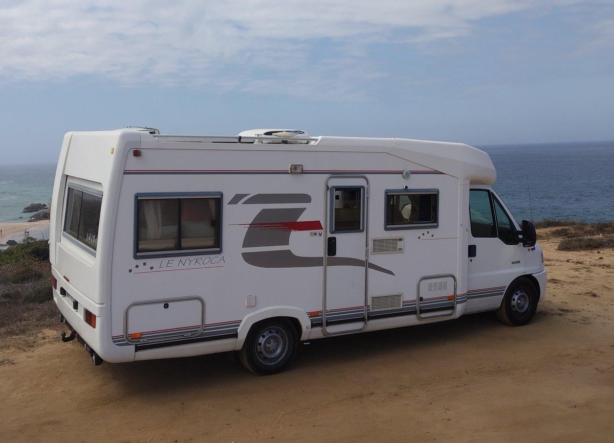 1997 Fleurette Le Nyroca LHD Camper Van 2.5 TDI 6 seat For Sale (picture 1 of 6)