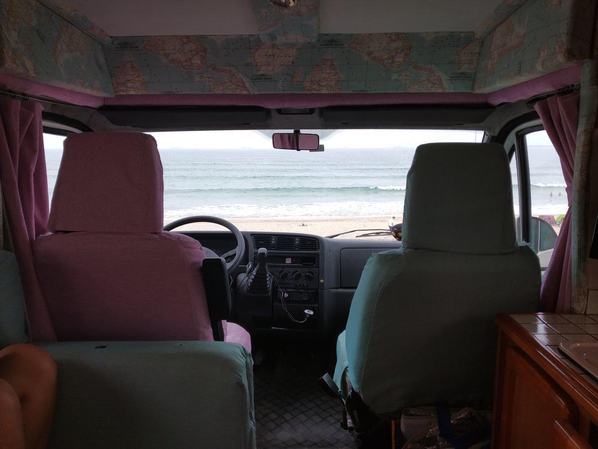 1997 Fleurette Le Nyroca LHD Camper Van 2.5 TDI 6 seat For Sale (picture 3 of 6)