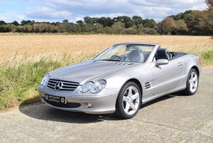 2005 Mercedes Benz SL350 For Sale