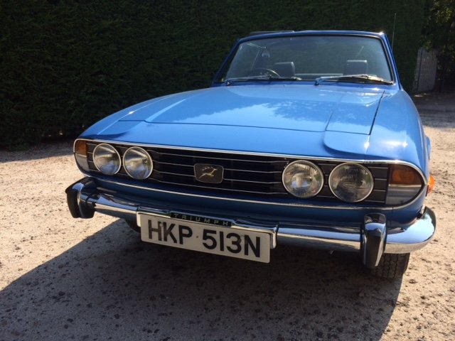 1974 Triumph Stag  For Sale (picture 3 of 6)