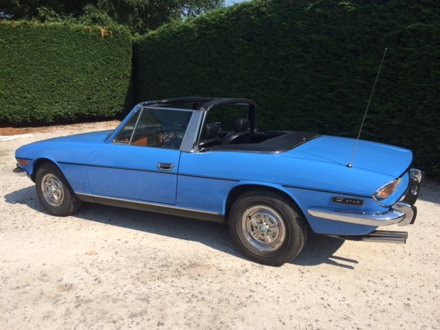 1974 Triumph Stag  For Sale (picture 4 of 6)