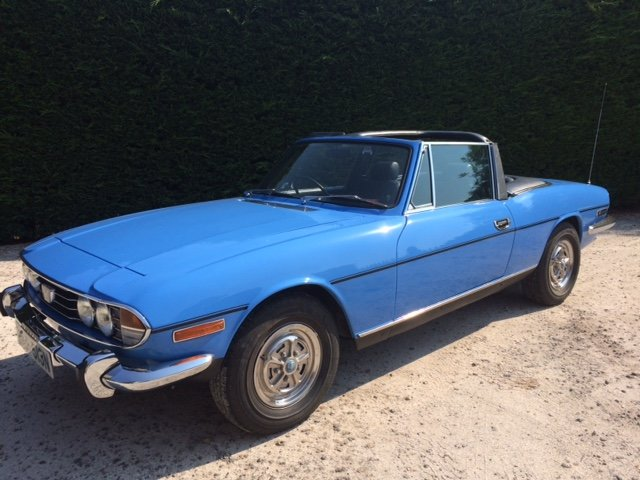 1974 Triumph Stag  For Sale (picture 6 of 6)