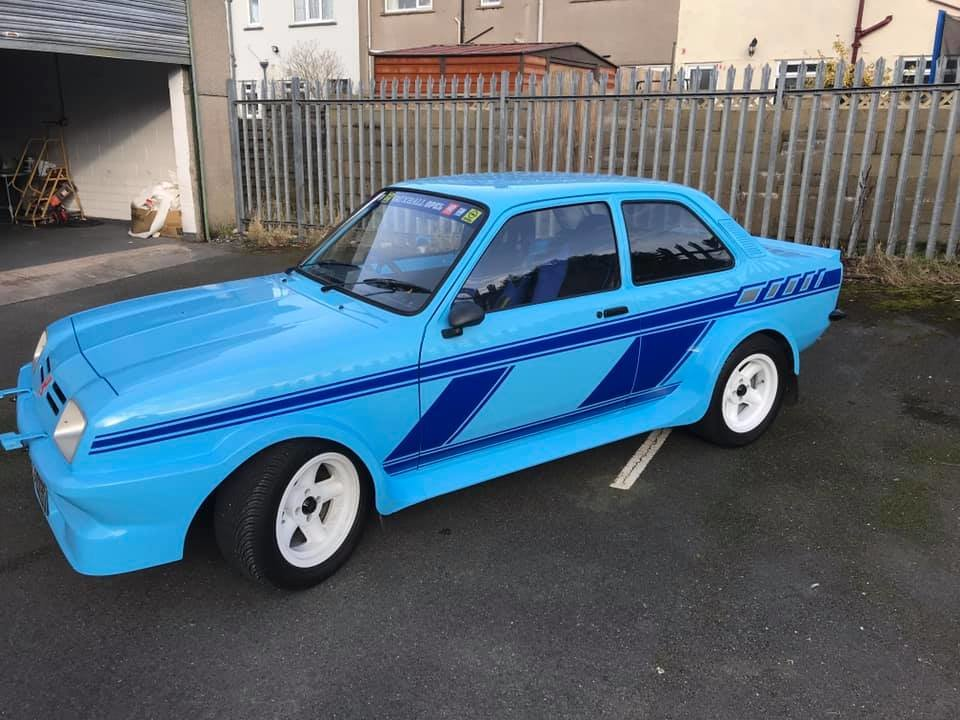 1979 Vauxhall Chevette 16v For Sale (picture 1 of 6)