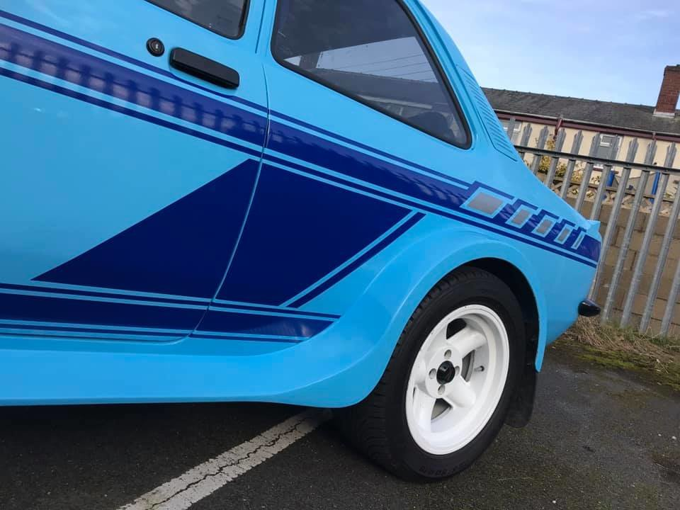 1979 Vauxhall Chevette 16v For Sale (picture 2 of 6)