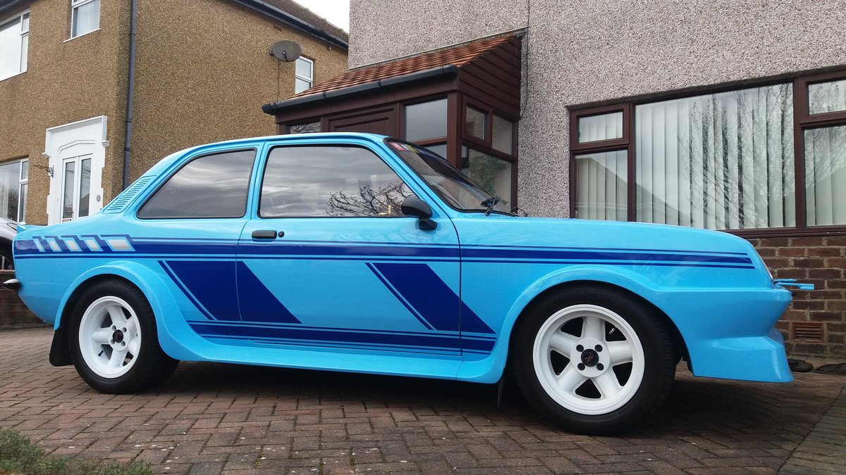 1979 Vauxhall Chevette 16v SOLD (picture 5 of 6)