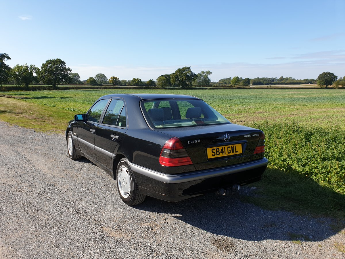 1998 Mercedes C250 Fantastic Condition SOLD (picture 2 of 6)