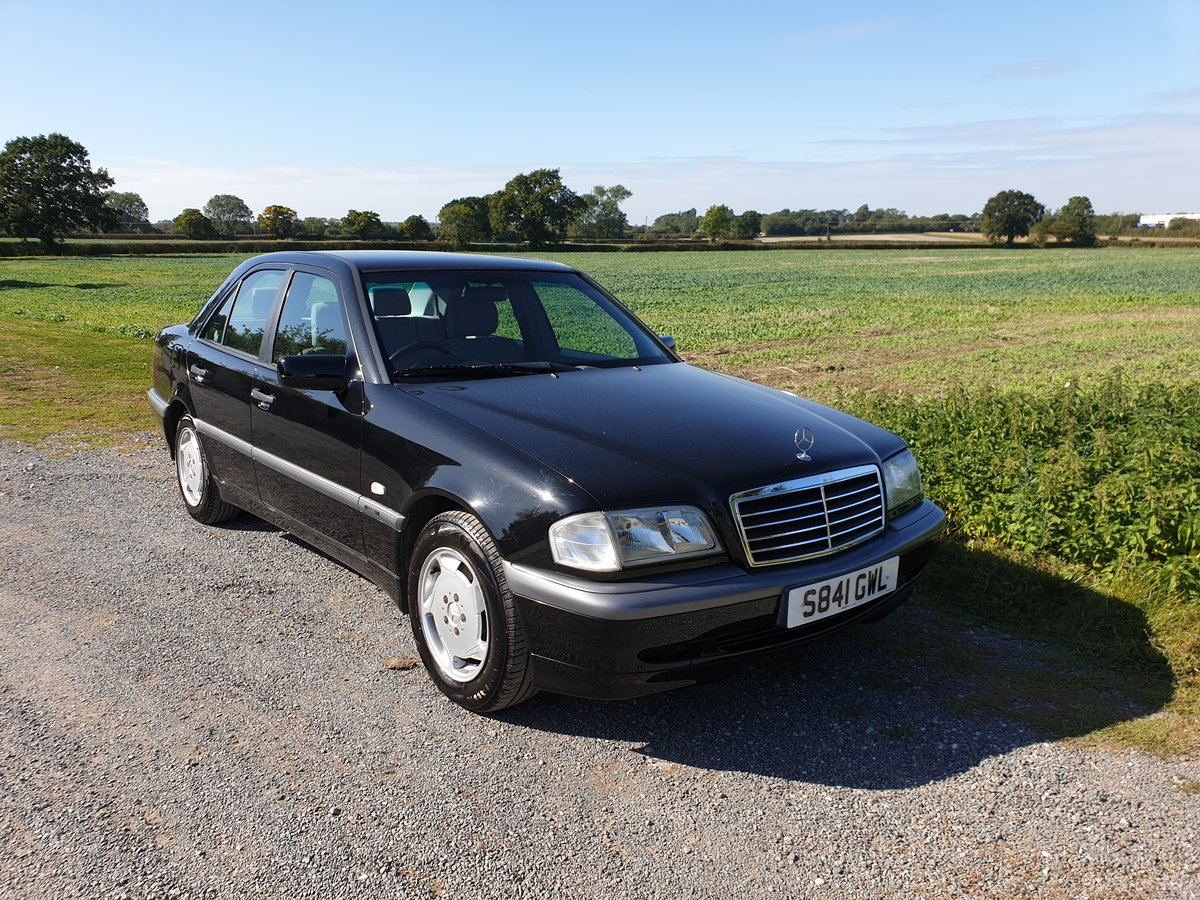 1998 Mercedes C250 Fantastic Condition SOLD (picture 4 of 6)