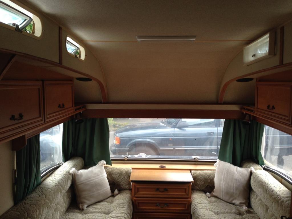 0000 Vintage Safari Caravan For Sale (picture 3 of 6)