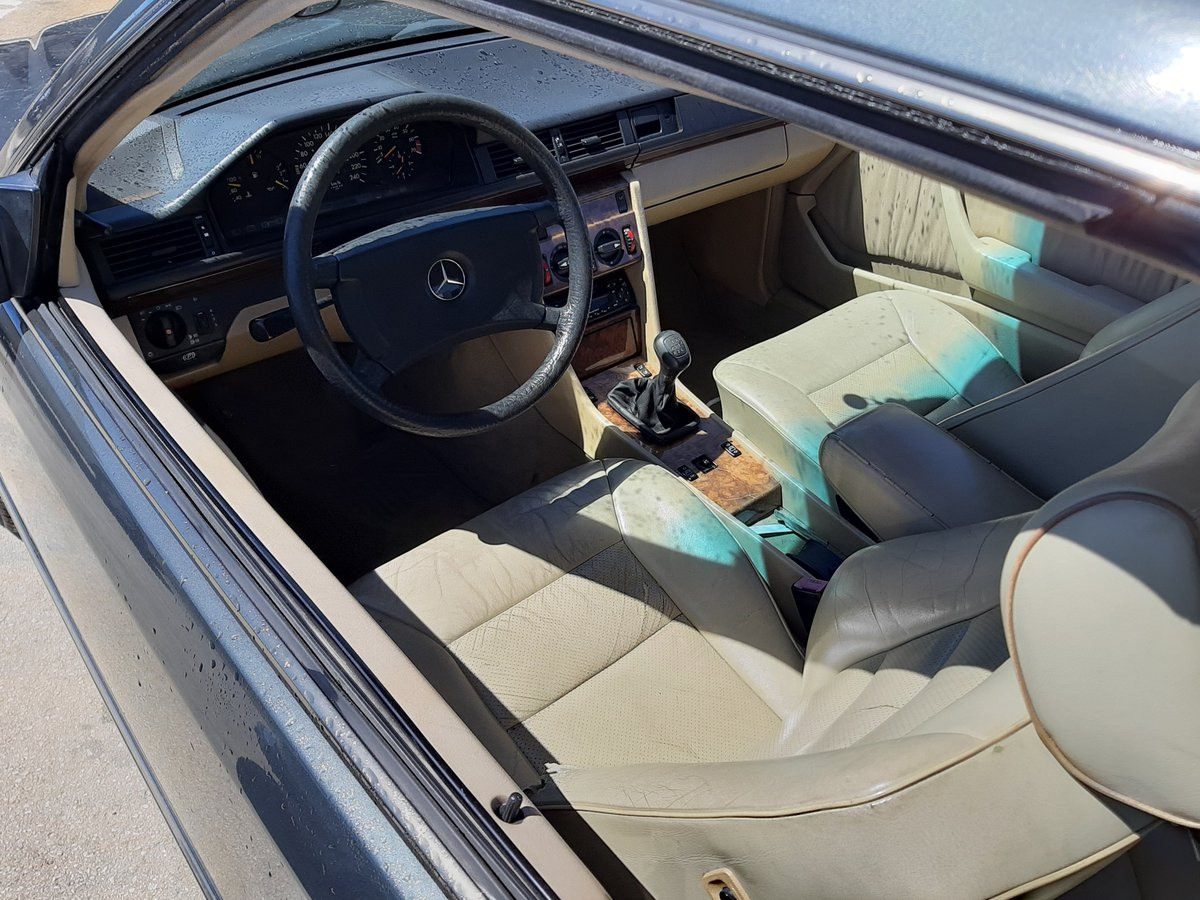 1991 Mercedes 300CE Lhd For Sale (picture 3 of 4)