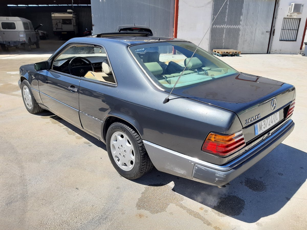 1991 Mercedes 300CE Lhd For Sale (picture 4 of 4)