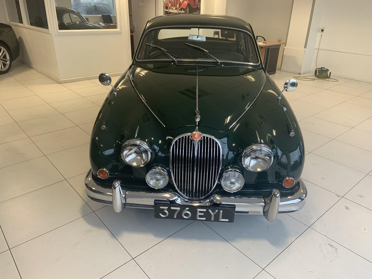 1962 Jaguar MK2 3.4 For Sale (picture 1 of 6)