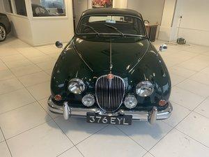 1962 Jaguar MK2 3.4