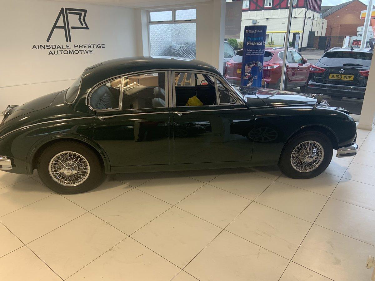 1962 Jaguar MK2 3.4 For Sale (picture 3 of 6)