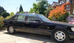 1997 Mercedes S600 V12  Owned 15years