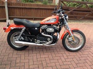 2006 Harley Davidson 883R, collectors look, 550 miles!