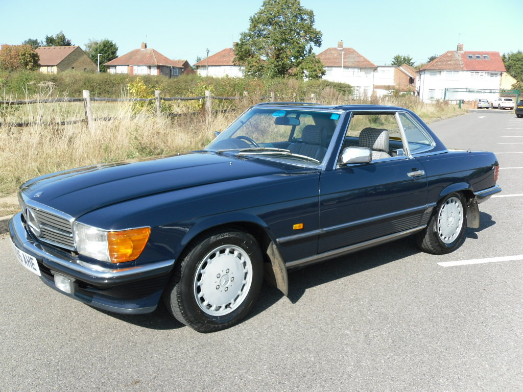 1988 Mercedes 300SL For Sale (picture 1 of 6)