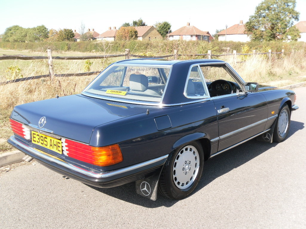 1988 Mercedes 300SL For Sale (picture 5 of 6)