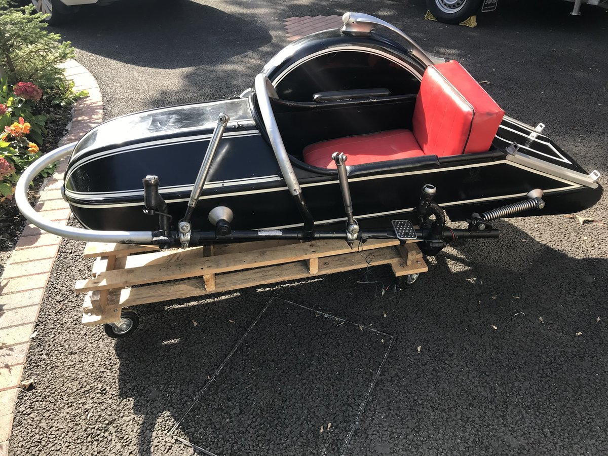 1954 Steib S 350 Sidecar, ORIGINAL  For Sale (picture 1 of 6)