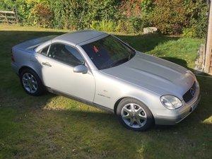 1999 Mercedes 230 SLK