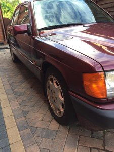 1993 Mercedes 190E LE only 1000 made low mileage