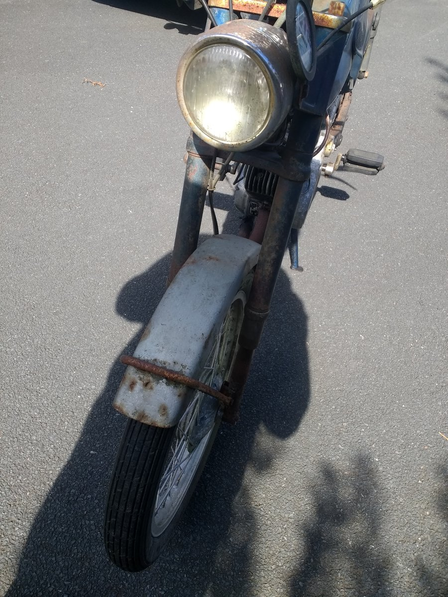1974 Casal moped, fizzy style motorcycle For Sale (picture 6 of 6)