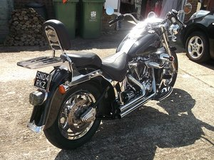 2004 Harley Davidson Fat Boy For Sale
