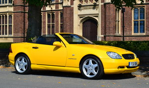 1999 Mercedes SLK 230 Kompressor AMG BODY KIT/ FSH