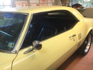 1968 Pontiac Firebird Muscle car