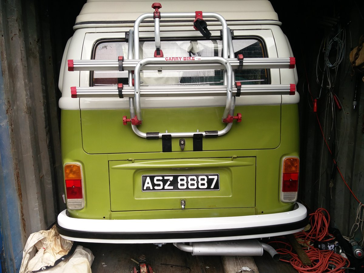 1976 VW T2 Bay window Westfalia Rivera 4 Berth For Sale (picture 3 of 6)