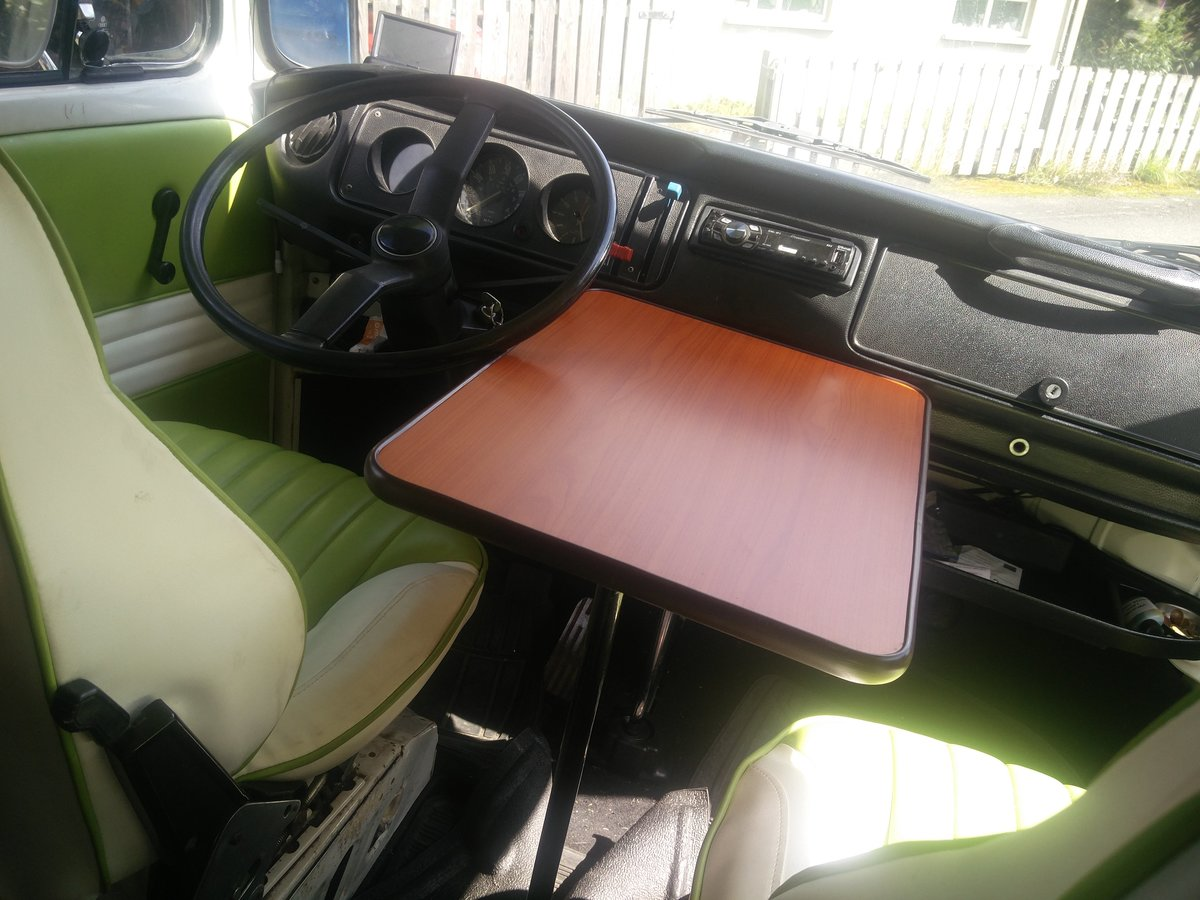 1976 VW T2 Bay window Westfalia Rivera 4 Berth For Sale (picture 5 of 6)